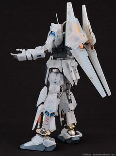 Hyaku Shiki - Pale Rider 7 by Judson Weinsheimer