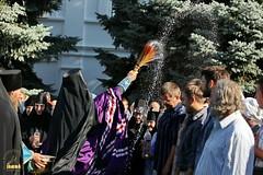 80. The blessing of water on the day of the Svyatogorsk icon of the Mother of God / Водосвятный молебен в день празднования Святогорской иконы Божией Матери