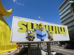 Entertainment, Minions, Billboard