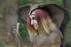 Castlefest 2015 (gill4kleuren - 18 ml views) Tags: fiction girls people music castle boys colors dancing gothic nederland science medieval event fantasy muziek celtic fest keukenhof costums lisse 2015 mgic thedolmen
