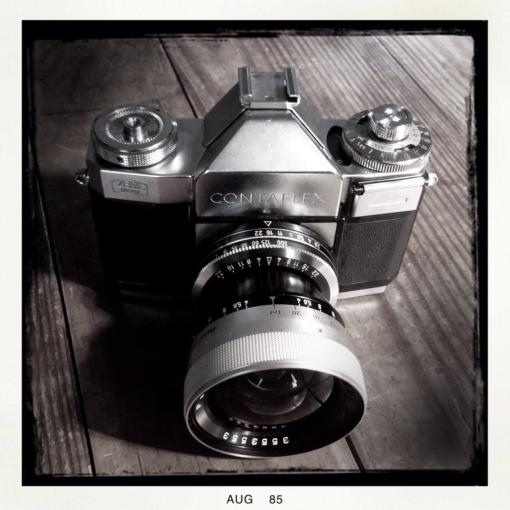 The World's Best Photos of camera and contaflex - Flickr