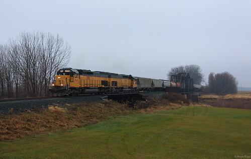 RailPictures.Net Photo: NPR 5558 Northern Plains Railroad EMD SD40 ...