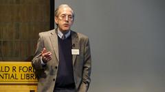 Mark Kushner (Michigan Engineering) Tags: umich michigan michiganengineering collegeofengineering um wolverines faculty event formal serious nanotechnolgy eecs individual 2016 horizontalframing grey