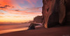 sunset plage de ti sable ( reunion ) (tidep) Tags: reunion reunionisland run sunset soleil paysage poselongue nikon réunion light
