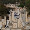 IMG_4447a (goaniwhere) Tags: ephesus ephesusturkey turkey ancientcity historicsite history rubble ruins grandtheatre libraryofcelsus mycenean