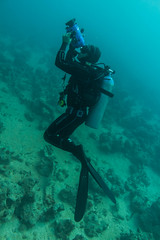 IMG_7275 (Stig Sarre) Tags: thistlegorm red sea redsea egypt scuba diving scubadiving dykking wreck vrak