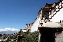 aR_TIBET_09 (Arnaud Rossocelo) Tags: tibet tibetan monk lhassa dalai lama potala stupa monastery temple buddha buddhism statue shigatse lake namtso yamdrok everest
