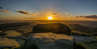 Higger Tor Evening.... continued