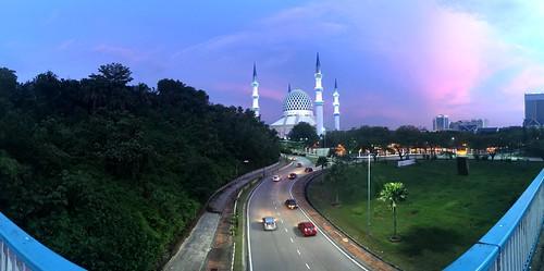 Masjid Negeri Shah Alam 04 Februari 2017