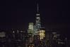 One World Trade Center and Lower Manhattan at night. (apardavila) Tags: hoboken lowermanhattan manhattan nyc newyorkcity oneworldtradecenter skyline skyscraper