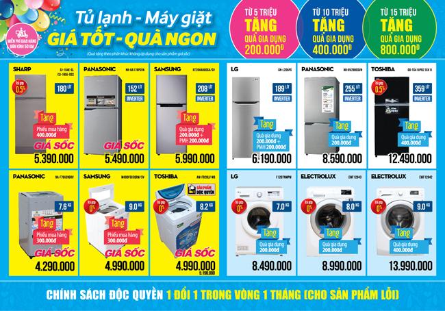 Khai trương siêu thị Điện máy XANH Bạch Đằng, Quảng Ninh