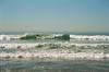 Pacific Beach Surfer (John's Vintage Cameras) Tags: kodak retina retinaiic schneiderkreuznach 35mm film foldingcamera madeingermany vintage kodakgold california sandiego longar analog
