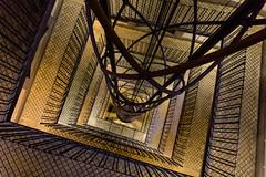 Lift me down [Explore 31-01-2017 !!] (andbog) Tags: sony alpha ilce a6000 sonya6000 emount mirrorless csc sonya oss sel 1650mm selp1650 sonyα sonyalpha sony⍺6000 sonyilce6000 sonyalpha6000 ⍺6000 ilce6000 architettura architecture building edificio indoor interior handheld inner apsc staircase spiral geometrie geometry stairs stairway scale lift elevator lights praga prague praha prag repubblicaceca cechia českárepublika czechrepublic boemia čechy böhmen oldtownsquare staroměstskénáměstí novéměsto liftshaft elevatorshaft overlook explore inexplore over100fav
