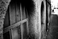 Too much grain ?  (Nikon FE2) (stefankamert) Tags: meinfilmlab wwwmeinfilmlabde stefankamert street grain analog trix kodak film nikon fe2 nikonfe2 slr voigtländer ultron tones bokeh dof bw sw baw blackandwhite blackwhite noir noiretblanc window