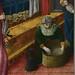 GIOVANNI FRANCESCO DA RIMINI (Attribué),1440-50 - Vie de la Vierge, La Naissance de la Vierge (Louvre) - Detail 67