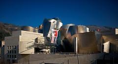 Museo Guggenheim, Bilbao (diocrio) Tags: bilbao museoguggenheim spain c1 arquitectura frankgehry