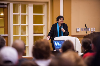 Dr. Inge Auerbacher, Holocaust survivor - February 21, 2017
