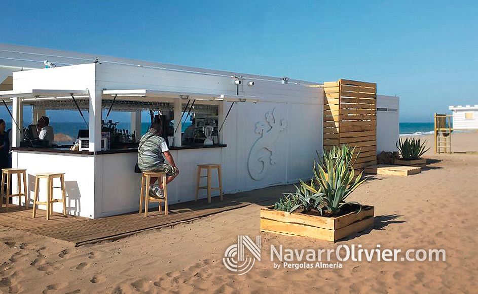 The world 39 s best photos by navarrolivier estructuras de for Kiosco bar madera