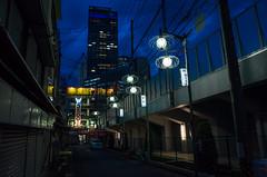 Yanagibashi, Meieki 4-chome, Nagoya, JAPAN (Explored) (kinpi3) Tags: street city urban japan night nagoya  gr ricoh   yanagibashi  meieki explored  explored20150701