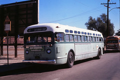 085 RTD Line 90 2951 San Fernando  Term. 19710120 AKW (Metro Transportation Library and Archive) Tags: buses scrtd alanweeks southerncaliforniarapidtransitdistrict