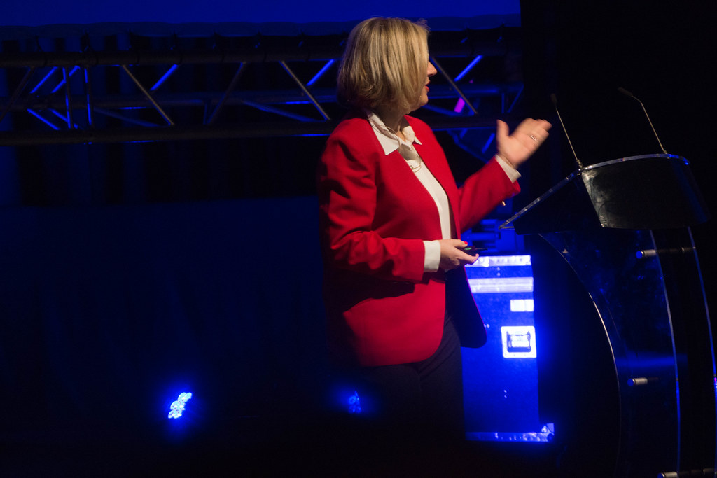 Trailblazing Women- Shelly Porges, National Finance Co-Chair, Ready for Hilary [Inspirefest 2015] REF-105784