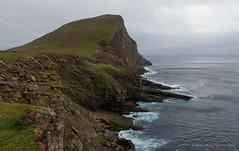 Da Noup - Foula (Kees Waterlander) Tags: uk scotland sandstone shetland foula oldred danoup