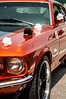 It Was A Quick Wedding Ceremony (wa2wider) Tags: ford mustang mach fastback rhymeswithorange