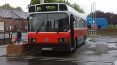 Preserved Chase Bus Leyland National mk1  OJD 868R (NorthernEnglandPublicTransportHub) Tags: