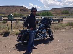 Moto Road Trip 2015 (gentlesam) Tags: las vegas red arizona hot rock river landscape utah colorado rocks friendship desert lasvegas dam nevada grand roadtrip canyon harley adventure american moto antelope motorcycle zion horseshoe davidson shoehorse