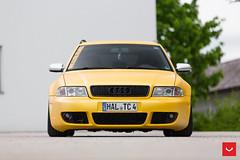 Audi B5 RS4 Avant - Vossen VLE-1 Wheels -  Vossen Wheels 2015 - 1030 (VossenWheels) Tags: b5 a4 audi avant s4 rs4 dumped vossen vle worthersee hrsprings vle1 eccentricall vossenvle1 vossenvle b5rs4wheels b5s4wheels