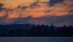 After Midnight (@Tuomo) Tags: longexposure sunset lake night landscape nikon df jyväskylä pf päijänne korpilahti finlans 300mm4