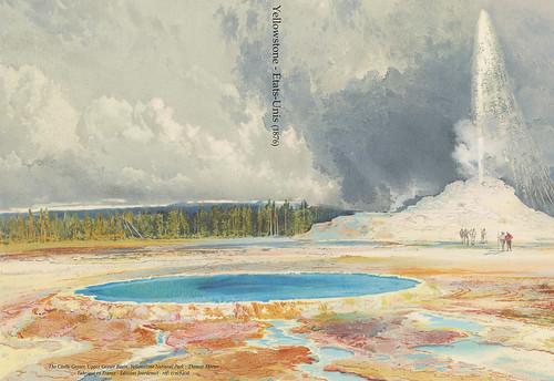 9408-Carnet // 10x15 // Yellowstone