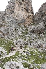 77 (Alessandro Gaziano) Tags: alessandrogaziano foto fotografia valgardena dolomiti dolomites panorama landscape colori colors alpi italia italy sudtirolo altoadige unesco montagna cielo