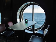 Explorer of the Seas - Pacific Coastal Cruise (Jasperdo) Tags: exploreroftheseas royalcaribbean cruise cruising cruiseship studiob iceskatingrink window table chair