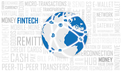 fintech-darkblue by Monito - Money Transfer Comparison, on Flickr