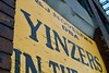 Yinzers In The Burgh Sign (nick.amoscato) Tags: pittsburgh steelers yinzers burgh strip district