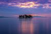 sunset 5137 (junjiaoyama) Tags: japan sunset sky light sun cloud weather landscape blue purple contrast colour bright lake island water nature winter