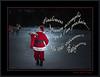 Le Père Noël a vidé son sac ... ( P-A) Tags: pèrenoël fatigué sacvide repos vacances rouge rennes animal cervidé hiver 25décembre enfants jouets bébelle photos simpa©