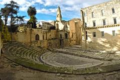 Lecce - anfiteatro (SpaLuca) Tags: luca spagnolo lecce posto nascosto hidden place amazing anfiteatro