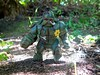 Lego Swamp Thing (Sir Doctor) Tags: lego swamp thing forest nature dc custom
