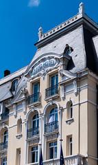 Grand Hôtel de Cabourg (JiPiR) Tags: bassenormandie cabourg fra france
