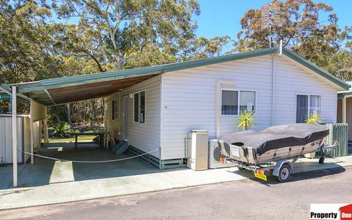 Site 16 Myola Caravan Park, Myola Road, Myola NSW 2540