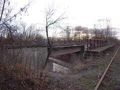 DSCN5205 (TajemniczaIstota761) Tags: abandoned railway viaduct wiadukt kolejowy