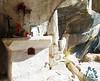 Interno Grotta di San Giovanni - Majella - Abruzzo - Italy
