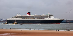 Cunard Queen Mary 2 (www.hickey-fry.com) Tags: cruise liverpool queenmary queenmary2 cunard mersey liner wwwhickeyfrycom