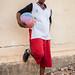 Basketball girl, Somaliland