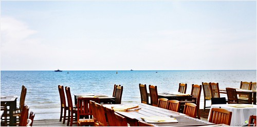 Coco51 Restaurant & Bar, by the Sea, Hua Hin
