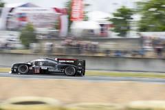 24 Hours of Le Mans 2015 - #18 Porsche 919 Hybrid (scuzzilla) Tags: auto france car sport race de la nikon outdoor sigma racing mans le porsche vehicle hours 24 28 hybrid endurance panning loire pays 919 lmp1 70200mm d600 wec