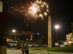 IMGP0845 July 4th Holy Land fireworks (shutterbroke) Tags: usa pentax fireworks 4th july ct holy land optio 5th waterbury wg10 shutterbroke