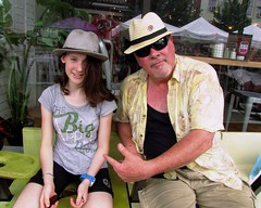 HonFest 2015, Baltimore, Maryland (A CASUAL PHOTGRAPHER) Tags: portraits families festivals hats maryland baltimore hampden honfest fathersdaughters